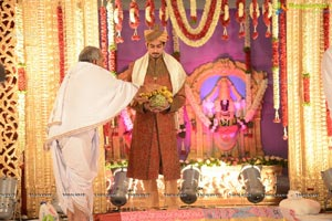 Raja Ravindra Daughter Wedding