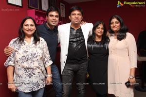 Raman Bachelor Party at Kismet Pub