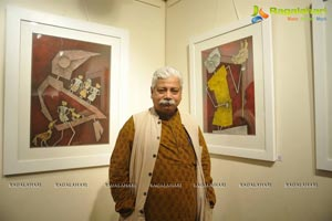 Rock Shelters Painting Exhibition