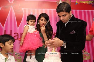 Shania 1st Birthday