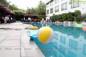 Sundown Pool Party