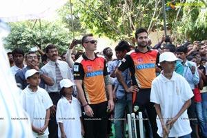 Sunrisers - Juvenile Cancer Patients Cricket Match