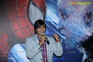 Vivek Oberoi The Amazing Spiderman 2