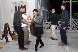 Wajid Khaleel Dinner Party