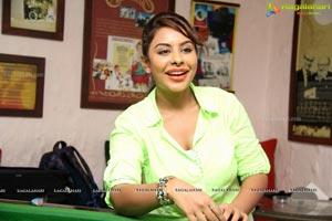 Actress Srilekha Reddy