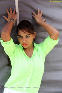 Actress Srilekha Reddy