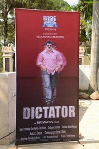 Balakrishna Dictator Muhurat