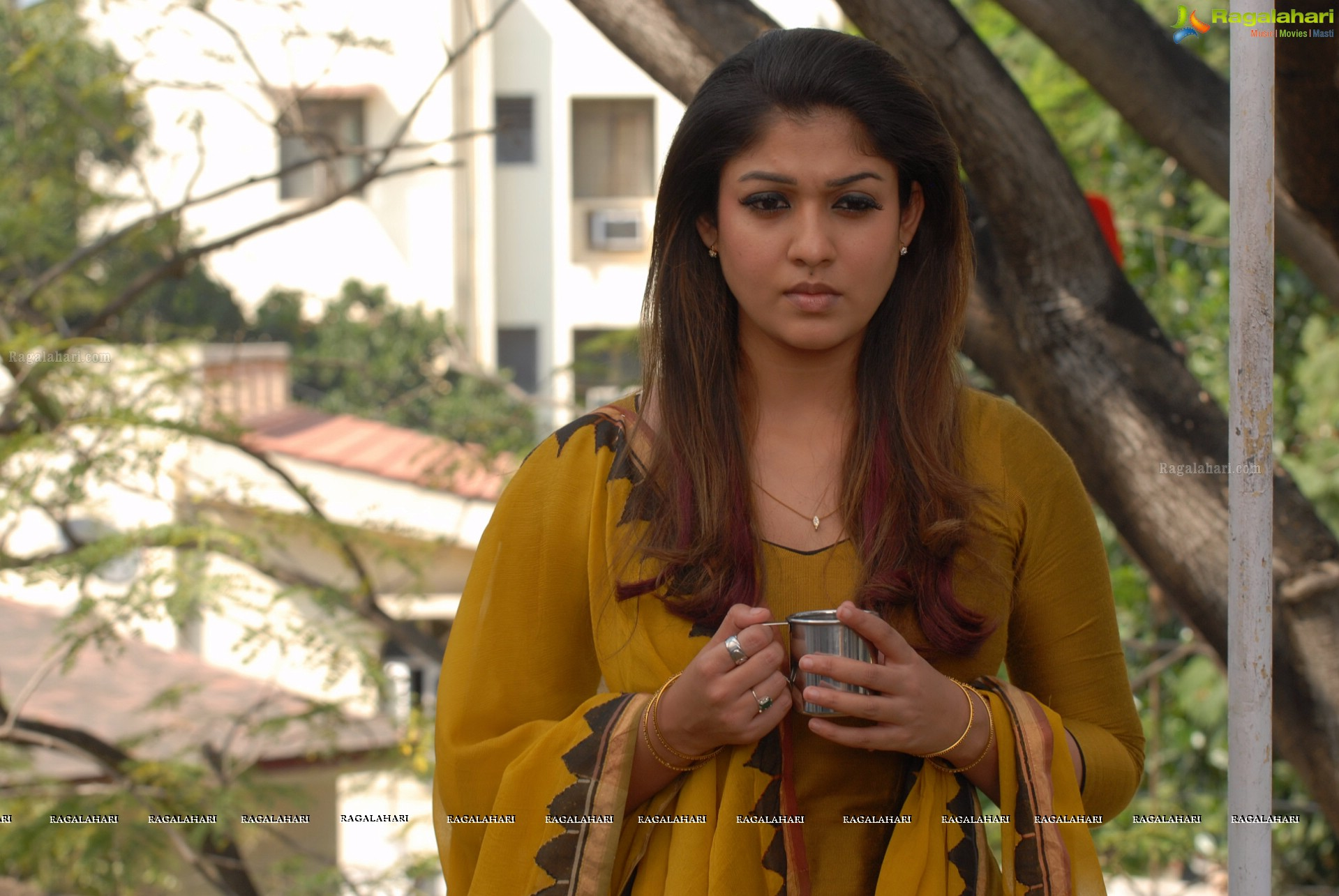 Nayanatara Stills in Seenugadi Love Story, HD Gallery