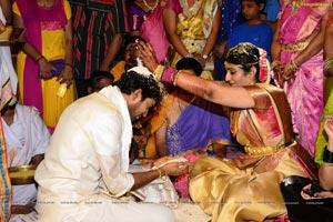 Allari Naresh Wedding