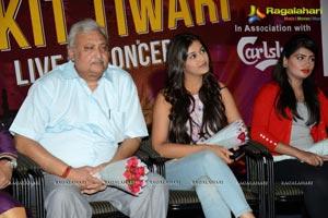 Ankit Tiwari Live In Concert