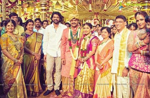 Manchu Manoj Wedding