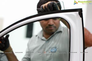 Kaali Sudheer Volvo Art Project