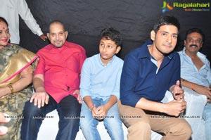 Brahmotsavam Music Launch