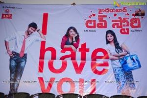Hyderabad Love Story