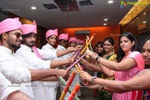 Lakhotia Institue Fashion Design Telangana Formation Day Cel
