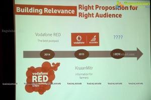 Vodafone Press Meet