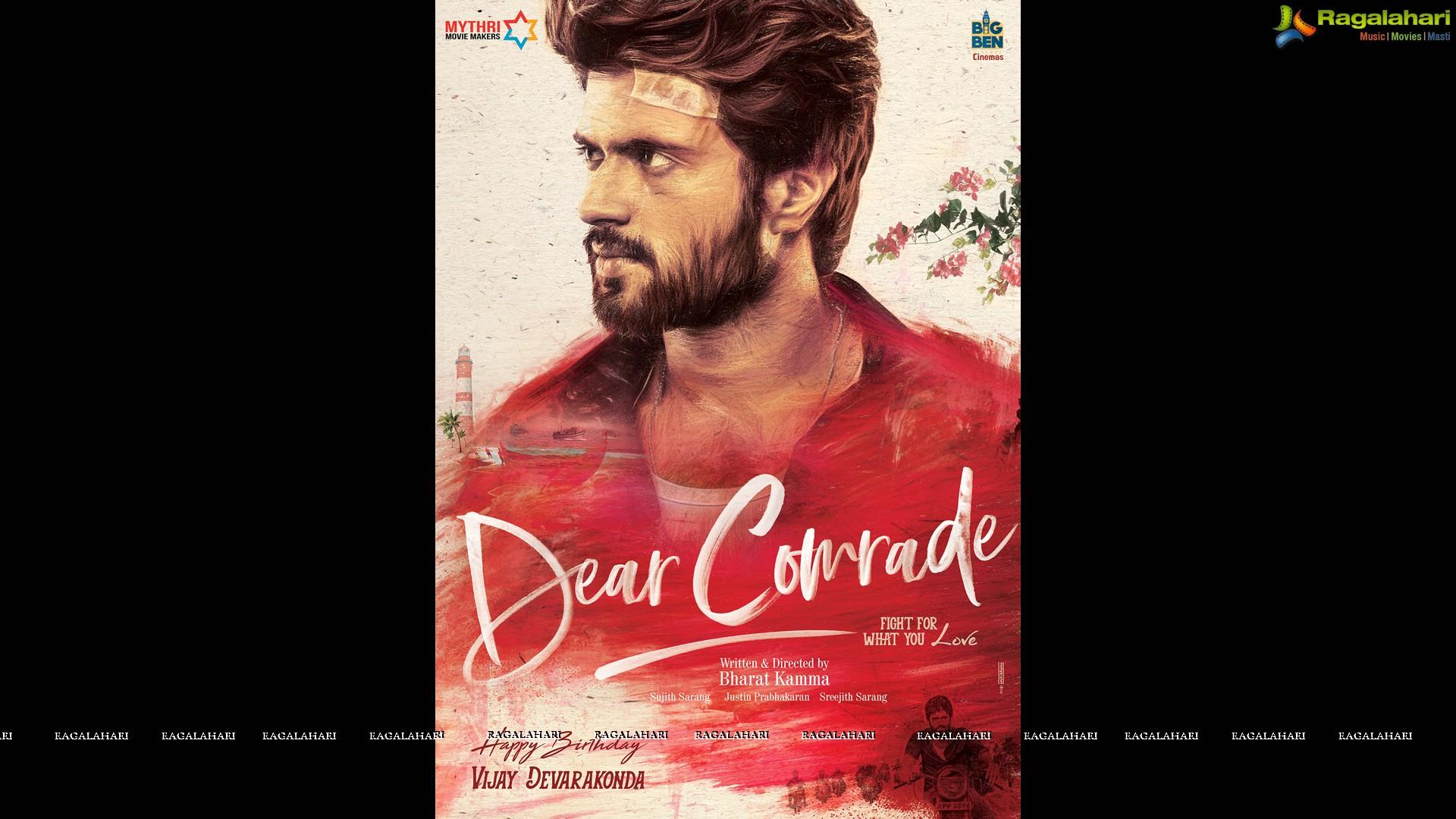 Dear Comrade Movie Posters