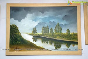 Chandramouly Art Exhibition