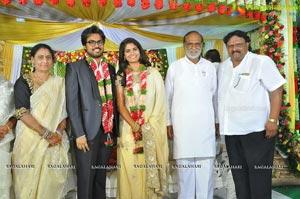 Sravani Wedding Reception