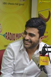 Sharwanand Radio Mirchi