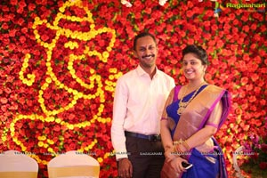 Engagement Ceremony Saankruth Spoorthy