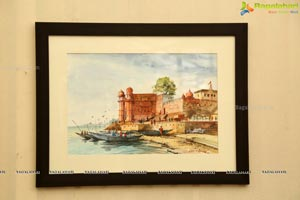 Anand Bekwad Watercolor Workshop