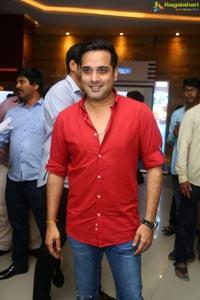 Abhimanyudu Premiere Show