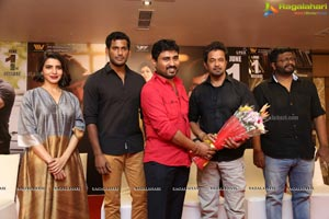 Abhimanyudu Press Meet