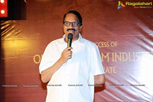 Allu Aravind Mahanati Team Felicitation