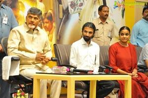 Chandra Babu Naidu Team Mahanti
