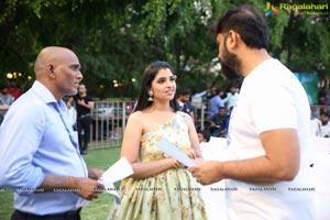 Naa Peru Surya Thanks to India Meet