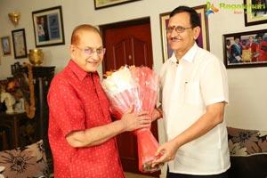 Sammohanam Trailer Launch