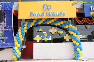 Food Whale Skyzone Gandipet