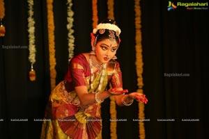 Swetha Raghunathan Bharatanatyam