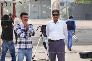 Pantham Working Stills