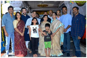 Muhurat - Akhil Akkineni - Bommarillu Bhaskar's Film