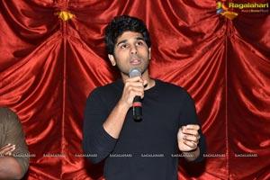 ABCD Team Allu Sirish at Bramarambha Theatre