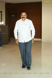 G.Seetha Reddy Press Meet on Enthavaralaina Movie