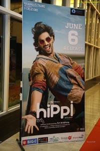 Hippi Movie Pre-Release Event