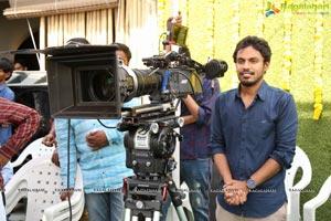 Naga Shaurya - Mehrene - IRA Creations New Film Launch