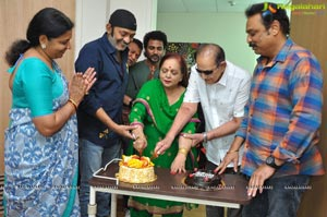 Superstar Krishna Birthday Celebrations With MAA Team