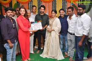 Manu Charithra Movie Launch