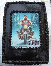 Ram Birthday Celebration on Ismart Shankar Set in Goa