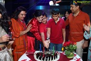 Ananya Simlai Birthday Bash