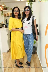 Camille Albane Pamper Session at Banjara Hills