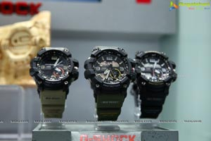 Exclusive Casio Watches Showroom Launch
