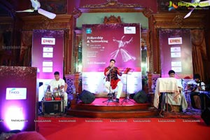 FLO Organises Sufi Music Event at Falaknuma Palace