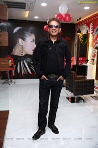 Jawed Habib Hair & Beauty Salon Launch