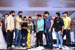 Celebrity Cricket Tour to South Africa Jersey Launch by Rana
