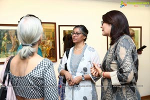 Kalakriti Art Gallery 'Windows to the Gods' Exhibition